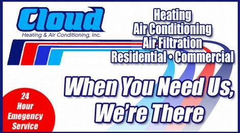 Cloud Heating & Air Conditioning Inc.