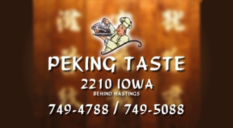 Peking Taste Chinese Restaurant