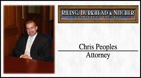 Chris Peoples, Attorney