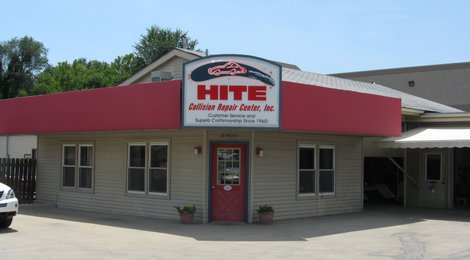 Hite Collision Repair Center Inc