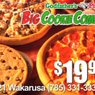 Big Cookie Combo for $19.99