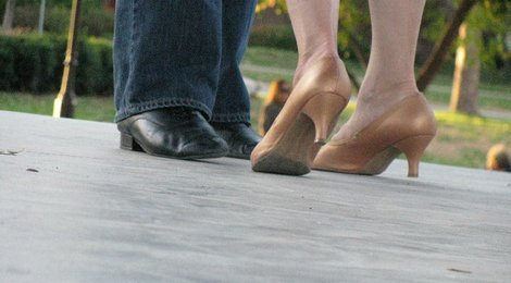 Lawrence Tango Dancers