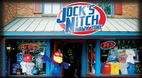 Jock's Nitch Hawk Zone