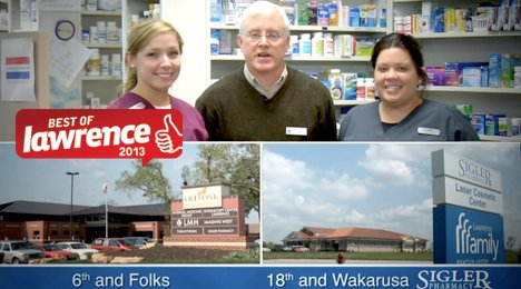 Sigler Pharmacy @ Lawrence Family Practice