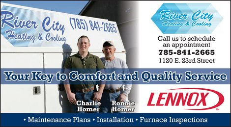 River City Heating & Cooling Inc.