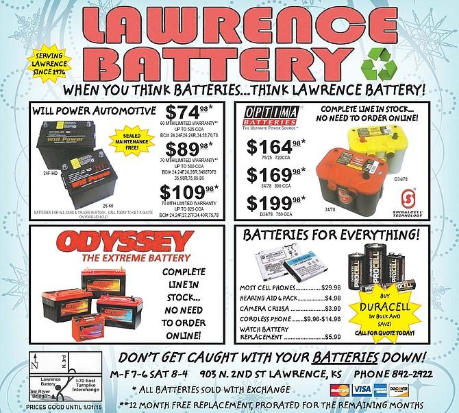 Lawrence ks coupons