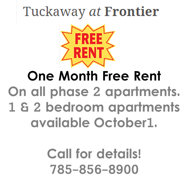 Free Rent Apartments: One Month Free Rent