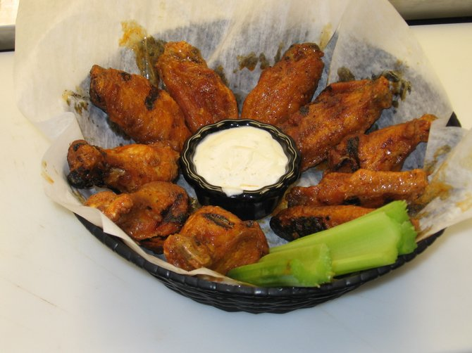 Wayne & Larry's Wild Wings