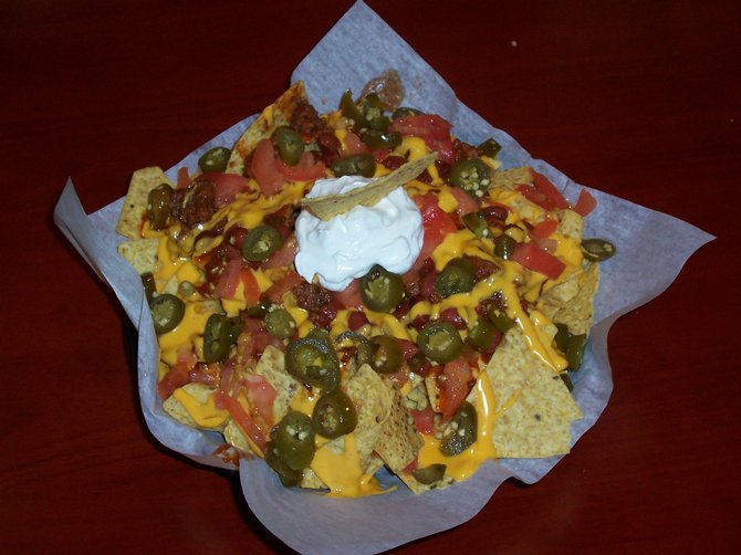 Windy City Nachos