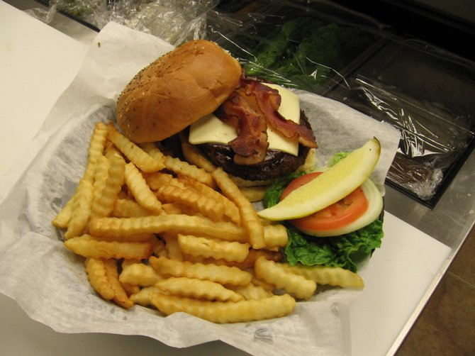 Hickory Works Burger