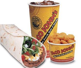 EZ Combo #2 - Super Burrito
