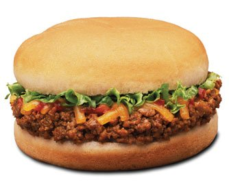 Taco Burger | Taco John's | Great-tasting West-Mex™ | Lawrence, KS