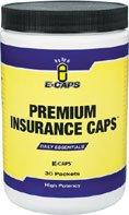 E-Caps Premium Insurance Capsules