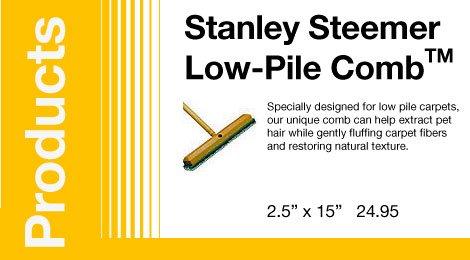 Low-Pile CombTM