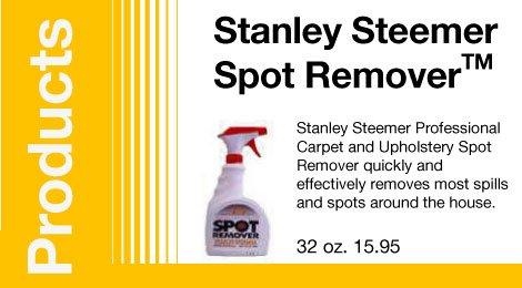Stanley Steemer Spot RemoverTM