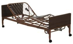 Semi-Electric Hospital Beds