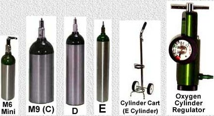 Cylinder Oxygen Systems