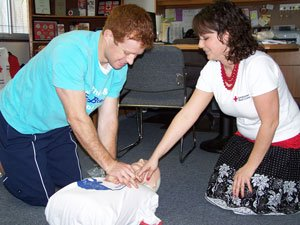FIRST AID AND CPR INSTRUCTOR TRAINING