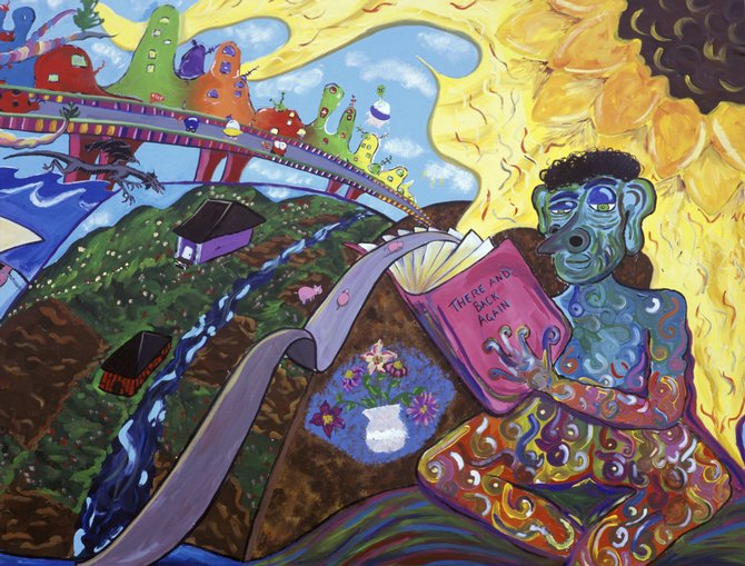 Van Go Custom Mural
