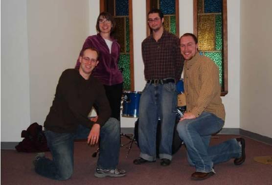 Meet the Pursuit Preaching Team