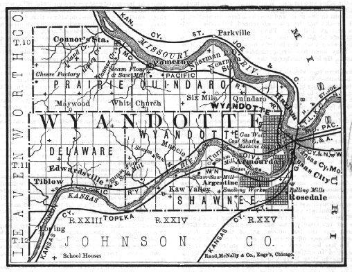 Wyandotte County mapXchange