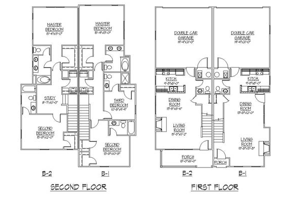 B2 & B1 Building