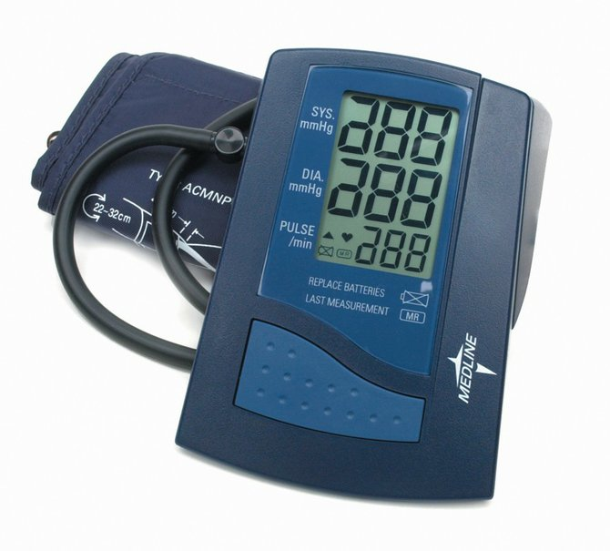 Automatic Blood Pressure Unit