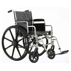 Standard Folding Adult Manual Chair