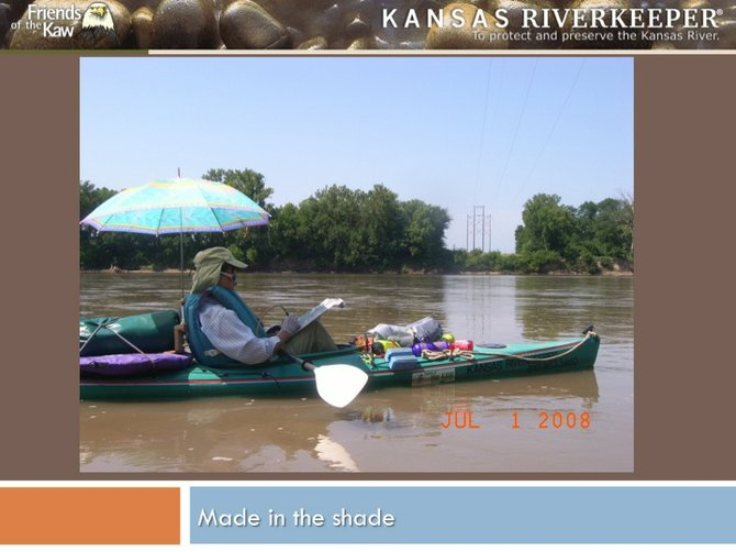The Kaw River Inventory