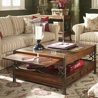 Medley Square Coffee Table