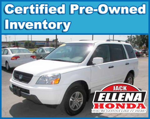 Certified Pre-Owned Cars