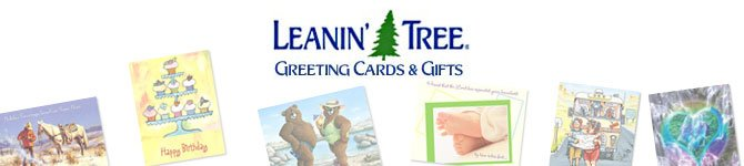 Leanin' Tree Greeting Cards