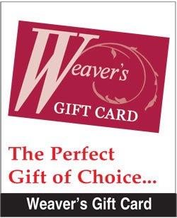 Weaver's Gift Card