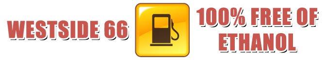 100% Ethanol Free Gas