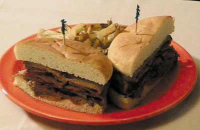 Bigg BBQ Sandwiches