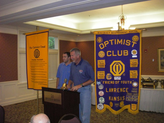 Lawrence Breakfast Optimists Club Father's Day Reflections