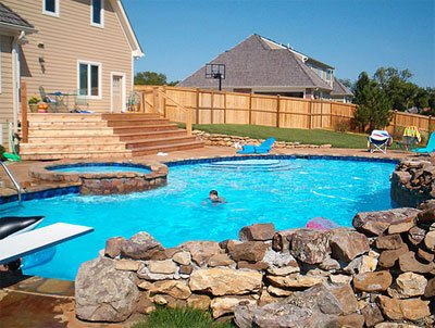 Custom Pool Design | Midwest Custom Pools | fiberglass pools ...