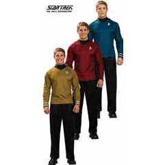 113 Star Trek Cpt Kirk/Scotty/Spock