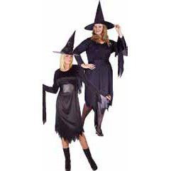 219 Witch W/ Hat Or Witchy Witch