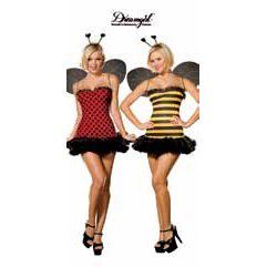 266 Bugging Out (Reversible Costume)