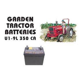 Garden Tractor Batteries