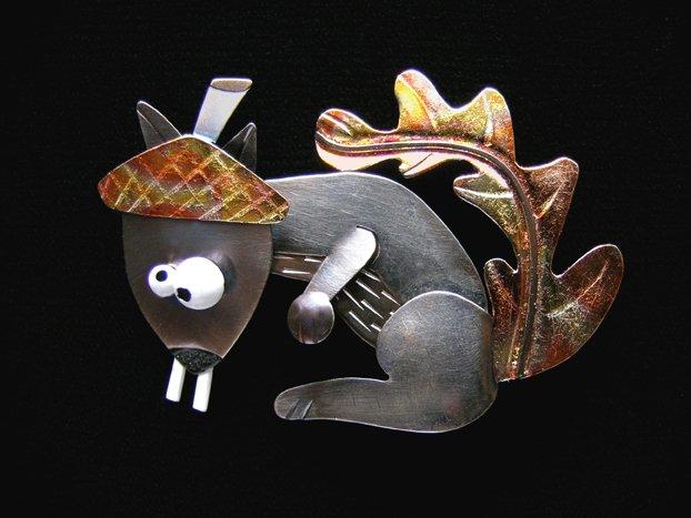 Nuts Pin (#138)