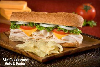 Turkey Sub
