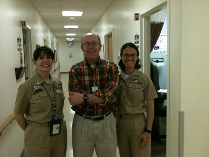 OrthoKansas Surgeon & PA-C Volunteer Services In Arizona