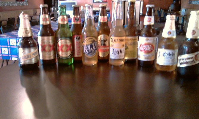CERVEZA MEXICANA $2.50 EVERYDAY