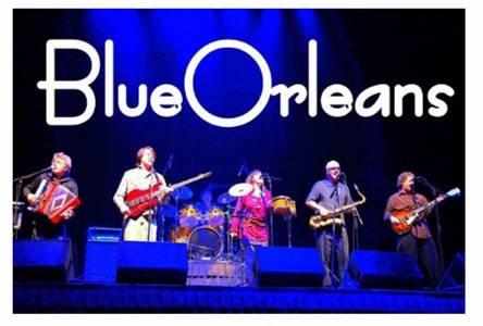 Blue Orleans - 7:00 p.m. Friday, June 3