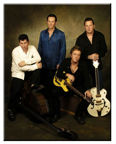 """The Stray Cats"" Lee Rocker - 7:30 p.m. Saturday, June 4 - Gates Open at 6:30 p.m."