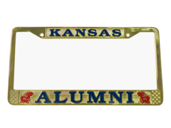 KU Plate Frames