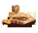 Combo #9 - Stuffed Grilled Taco
