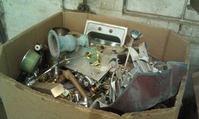 Iron/Scrap